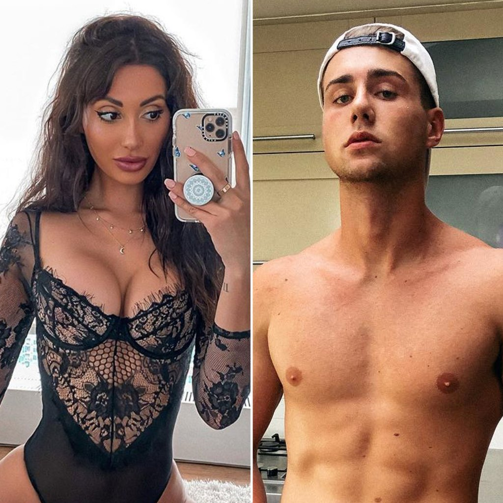 Too Hot to Handle Francesca Farago Calls Out Harry Jowsey