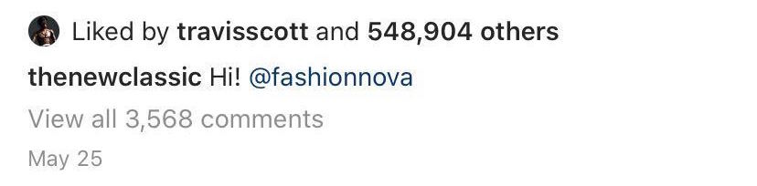 Travis Scott 'Likes' Iggy Azalea's Instagram Photos