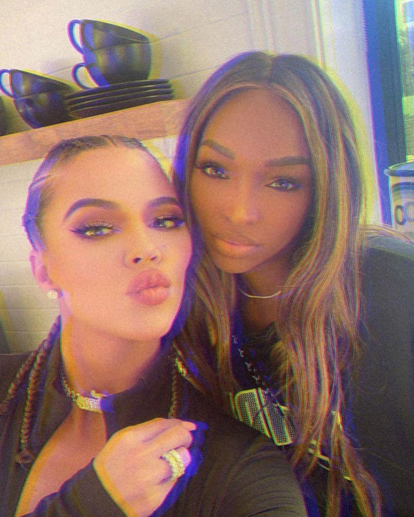 Tristan Thompson Comments on Khloe Kardashian's Sexy Selfie