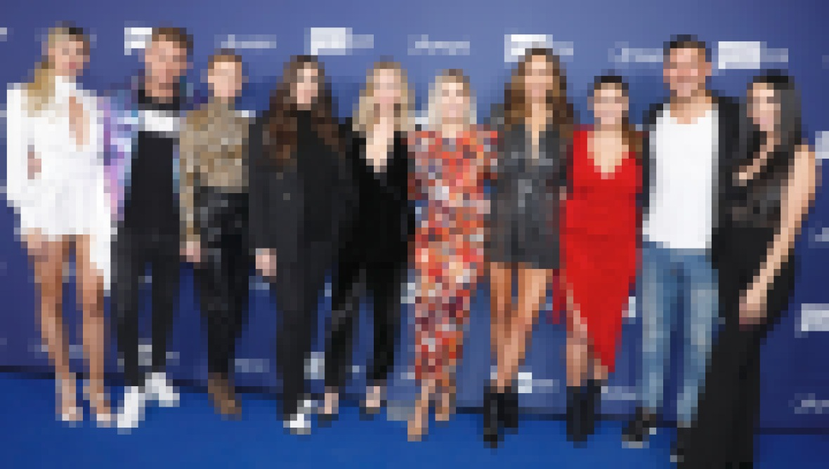 Vanderpump Rules Cast Including Stassi Schroeder and Kristen Doute