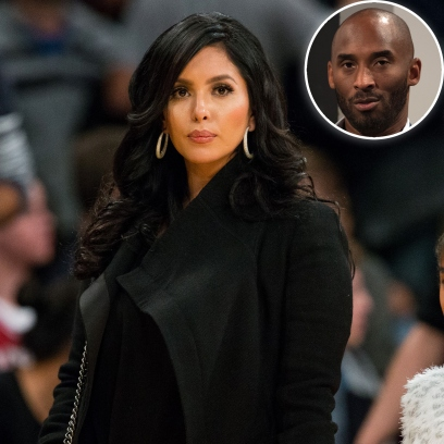Vanessa Bryant Reacts to George Floyds Death With Photo of Late Kobe