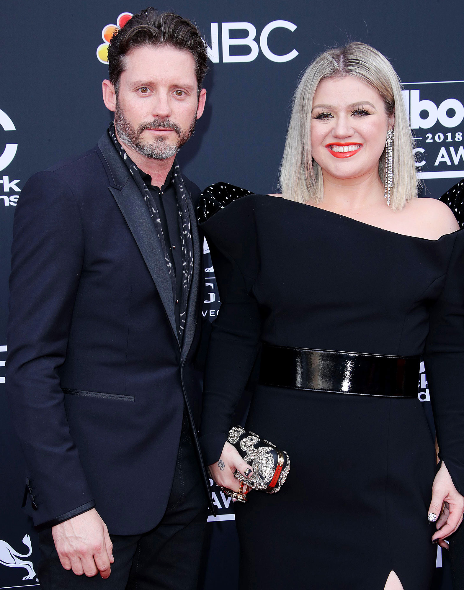 Rebas husband kelly son clarkson Kelly Clarkson