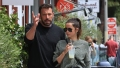 ben affleck ana de armas lunch in la