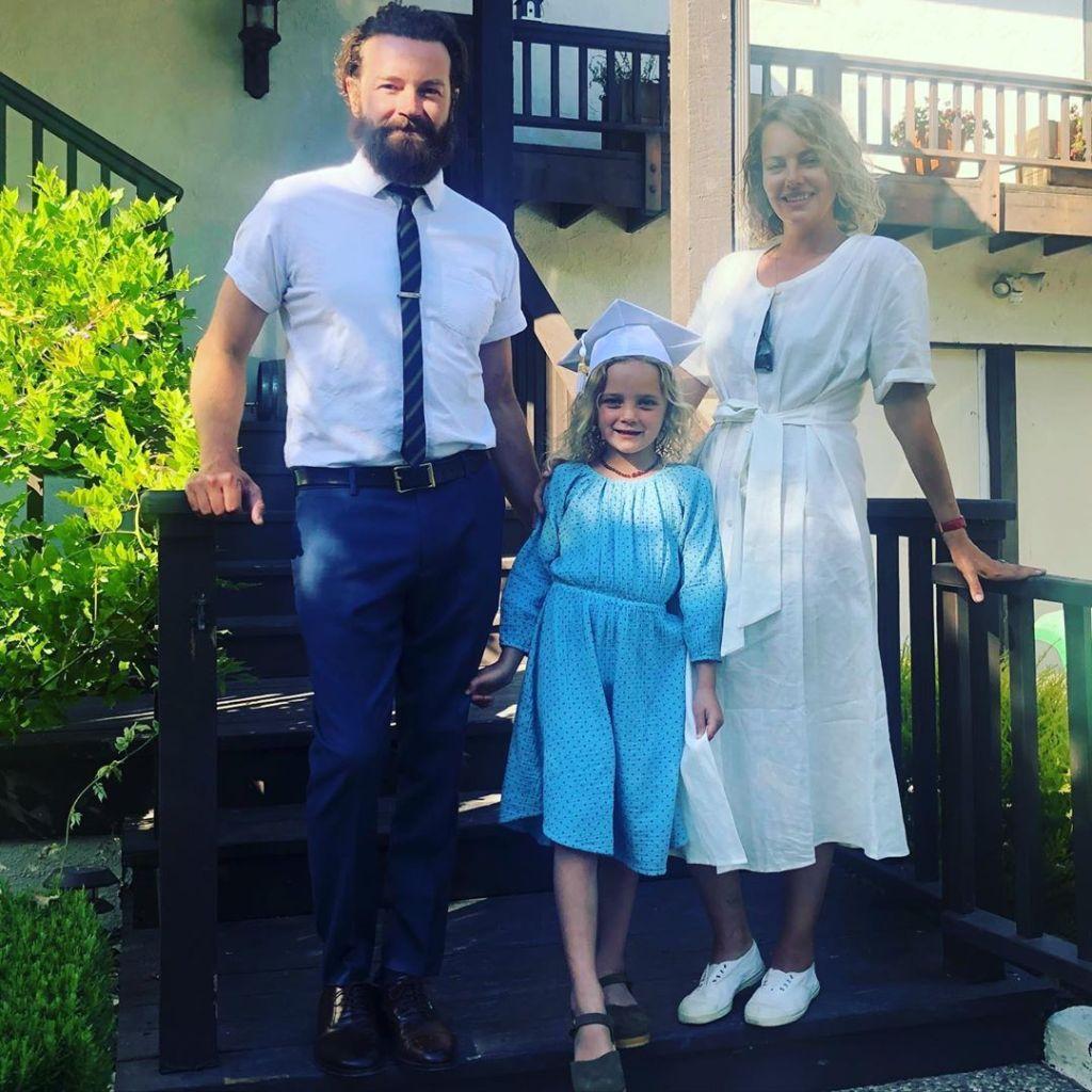 danny masterson family