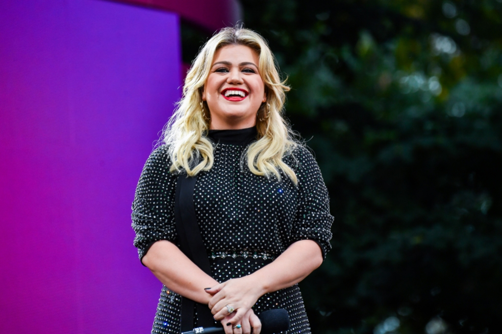 kelly clarkson first public appearance after brandon blackstock divorce