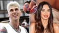 machine gun kelly-matching-manicures-with-megan-fox