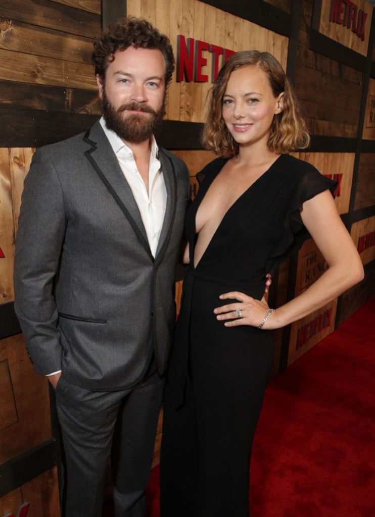 Who Is Danny Masterson's Wife Bijou Phillips
