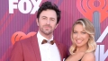 stassi schroeder beau clark step out before pregnancy reveal