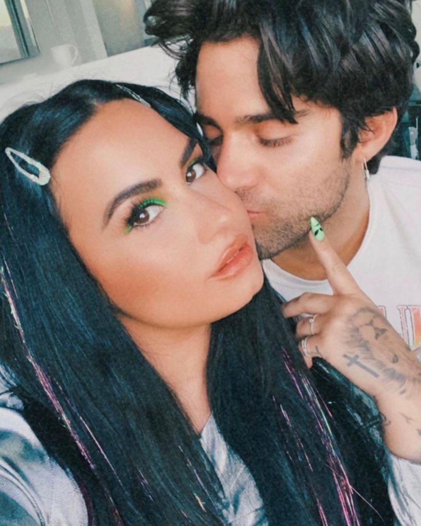Demi Lovato Engaged