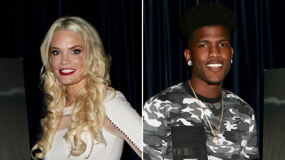 Side-by-Side Photos of Ashley Martson and Jay Smith