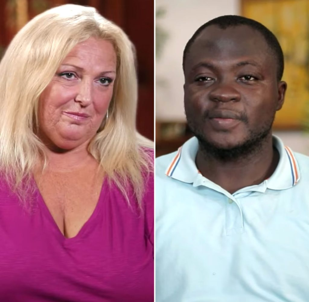 90 Day Fiance Angela Threatens to Call Off Wedding After Fight With Michael