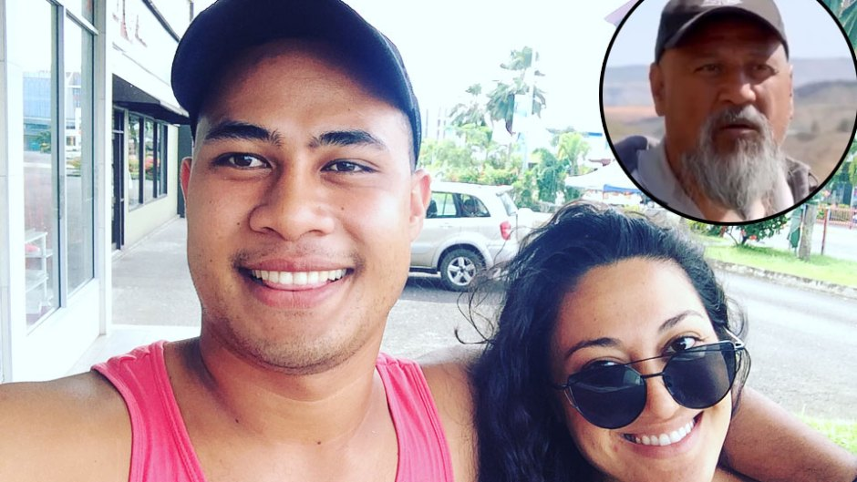 90 Day Fiance Kalani Dad Confronts Asuelu for Cussing In Front of Wife and Daughter