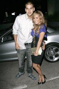 Adrienne Bailon Rob Kardashian Relationship History