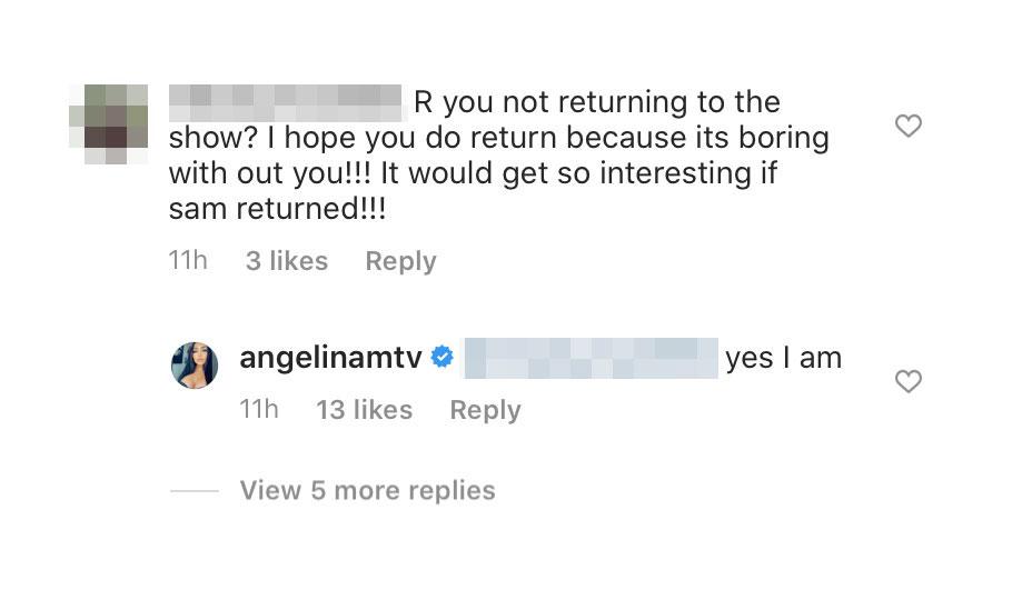 Angelina Pivarnick Returning To Jersey Shore