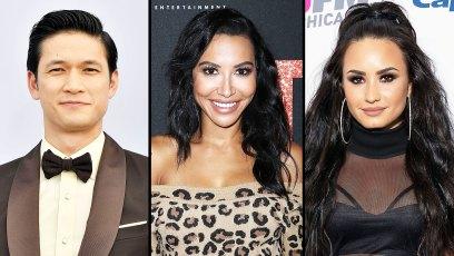 Glee Stars More Celebrities React Naya Rivera Going Missing
