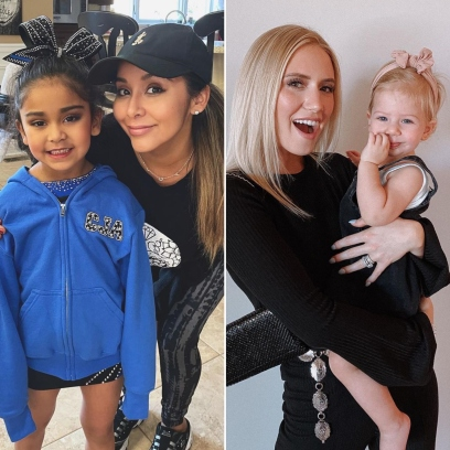 Celebrity Kids Instagrams —Kaavia, Gunner, Olympia and More