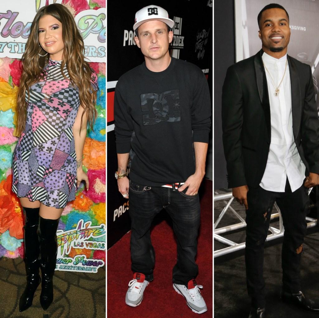 Chanel West Coast's Calls Costars Rob Dyrdek and Sterling 'Steelo' Brim 'Family'