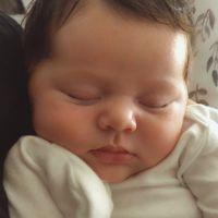 Cory Wharton and Taylor Selfridge Daughter Mila Mae Photos Sweet Face