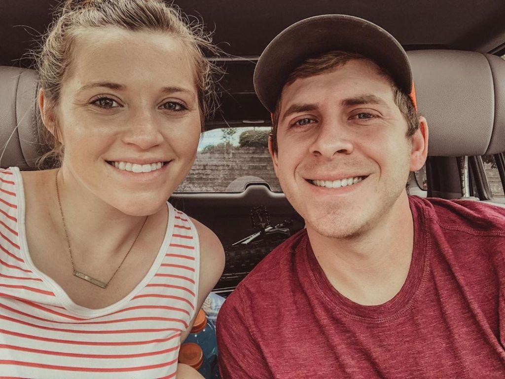 Joy-Anna Duggar and Austin Forsyth