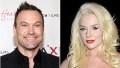 Brian Austin Green Courtney Stodden Enjoy Spa Session Amid Romance Rumors