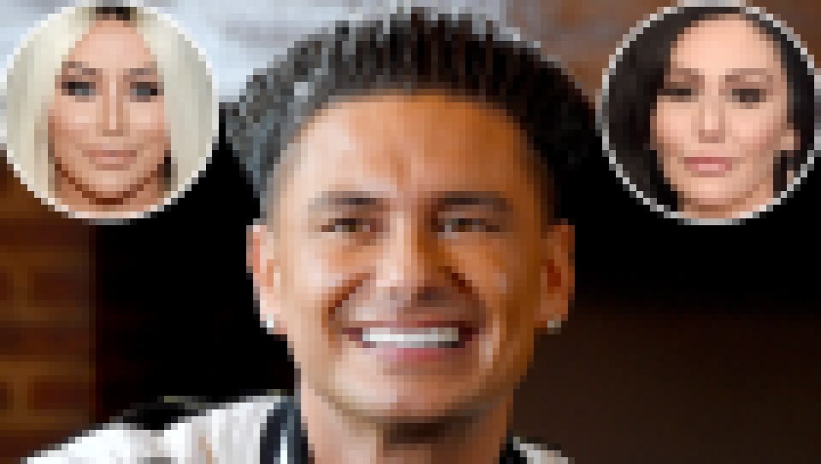 DJ Pauly D Dating History Isnt As Long As You Think Aubrey O'Day JWow