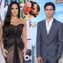 Inset Photo of Demi Lovato and Max Ehrich Over Side-by-Side Photos of Demi Lovato and Max Ehrich