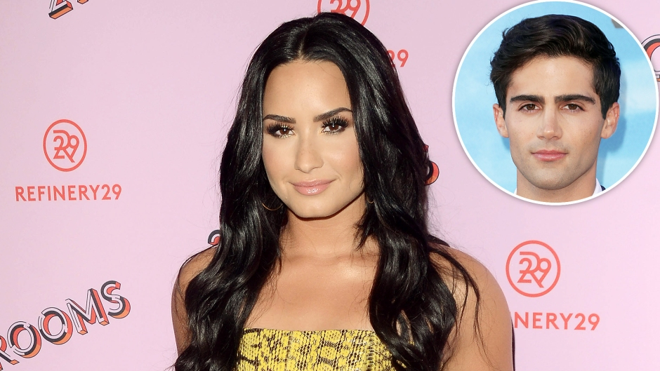 Demi Lovato Reflects on Overdose in Heartfelt Message After Engagement to Max Ehrich