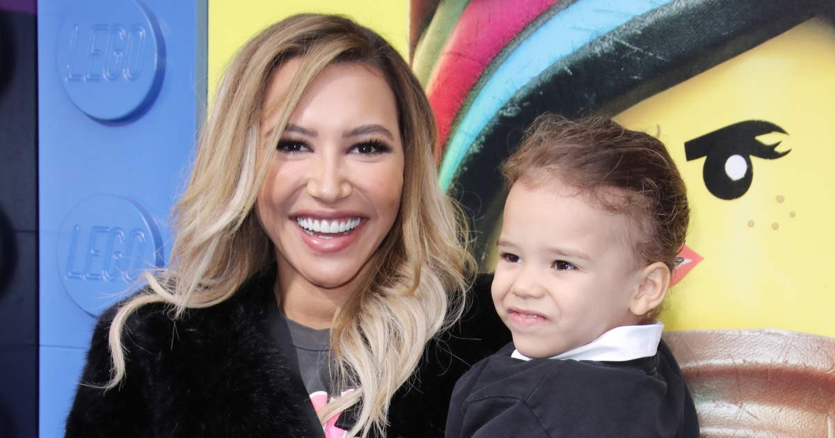 Glee's Naya Rivera Missing After Son Josey Found Alone on ...