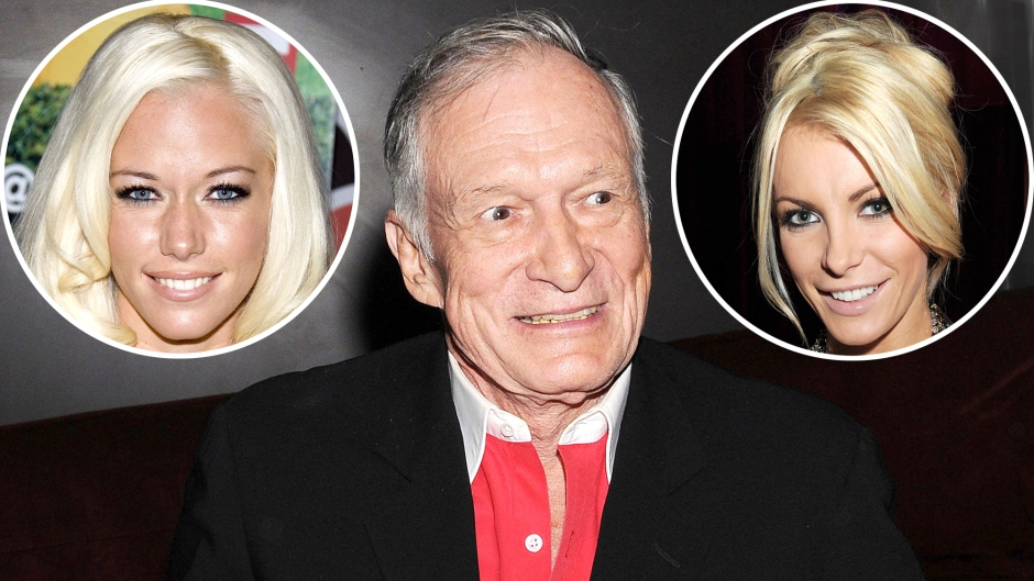 Hugh Hefner Was Quite Playboy Before His Death See His Many Girlfriends Then Now