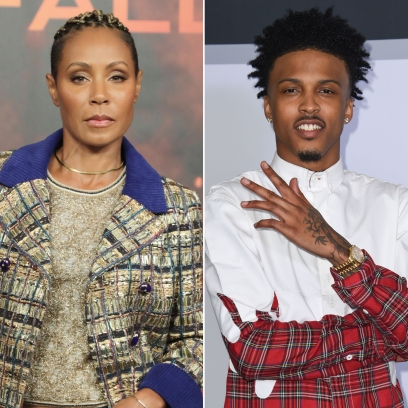 Jada Pinkett Smith Denies Singer August Alsina's Claim They Had an Affair and Relationship