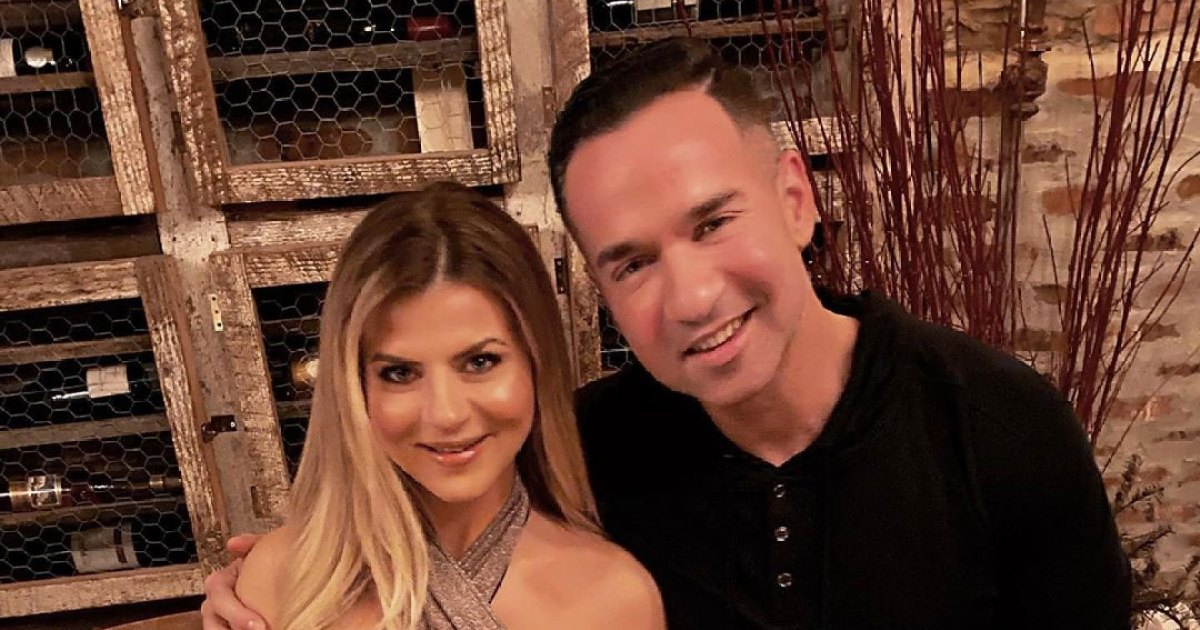 Jersey Shore's Mike 'The Situation' Sorrentino Fires Back at Troll Claiming He Previously 'Cheated' on Wife Lauren