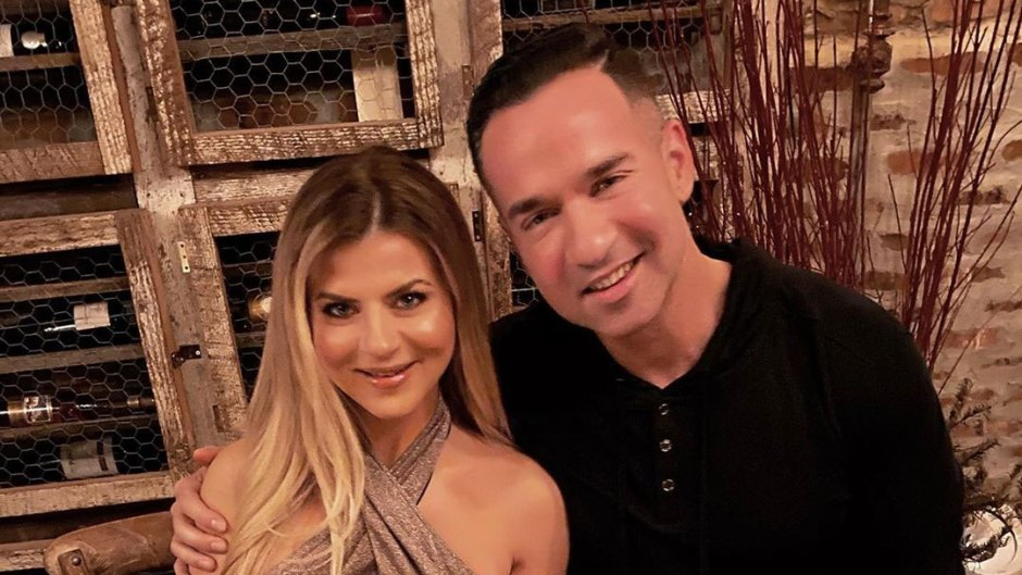 Jersey Shore Mike The Situation Sorrentino Fires Back at Troll Claiming He Cheated on Wife Lauren