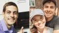 Side-by-Side Photos of Derick Dillard and Joy-Anna Duggar With Austin Forsyth