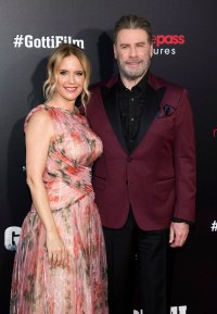 John Travolta Celebrities Pay Tribute to Kelly Preston After Dying From Cancer
