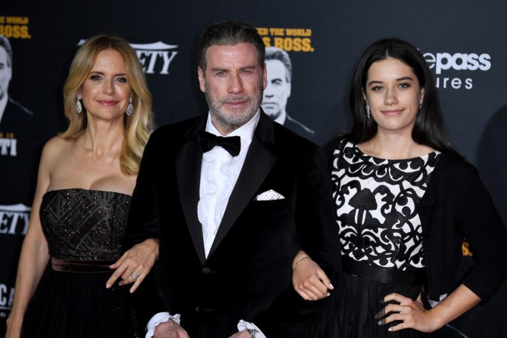 John Travolta, Daughter Ella Bleu Post Tributes After Kelly Preston's Death