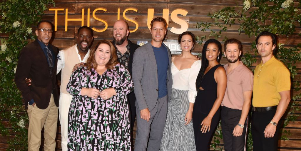Justin Hartley and This Is Us Cast