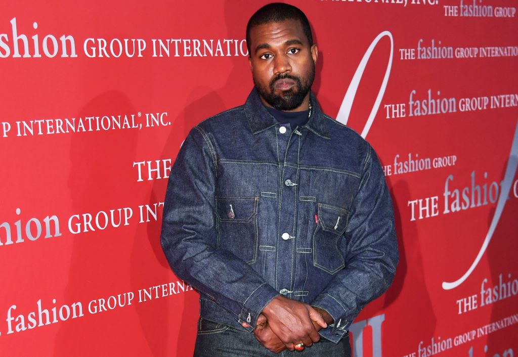 Kanye West Is 'Refusing' to 'Move Back' to L.A. Amid Drama With Wife Kim