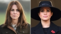 Kate Middleton 'Did Little to Bridge the Divide' With in-Law Meghan Markle