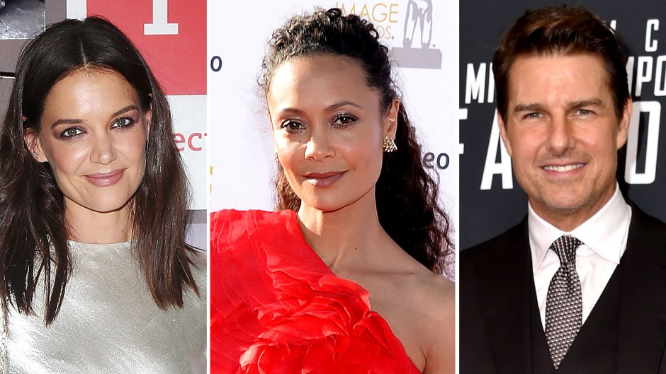 Katie Holmes Follows Thandie Newton After Actress Speaks Out About Working With Tom Cruise
