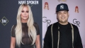 Side-by-Side Photos of Khloe Kardashian and Rob Kardashian
