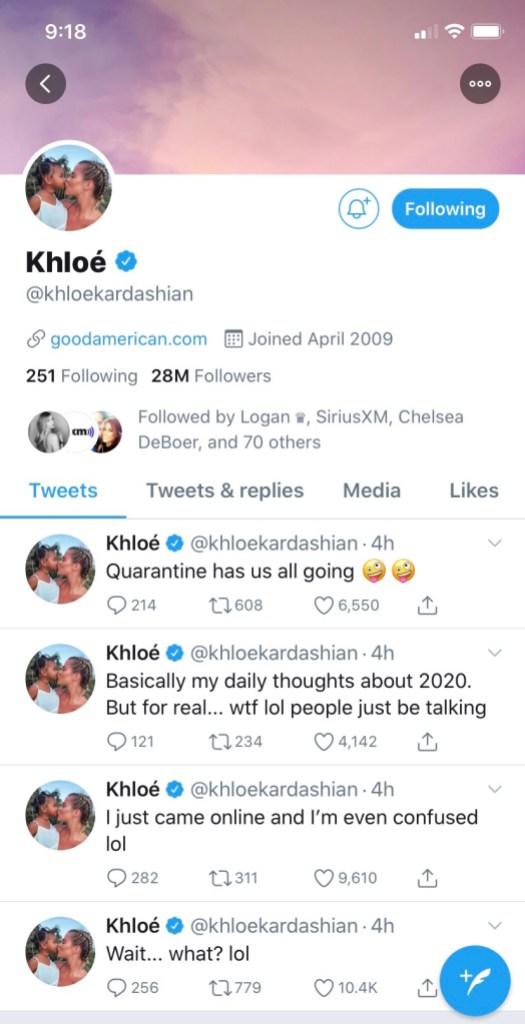 Khloe Kardashian Responds to Engagement Rumors