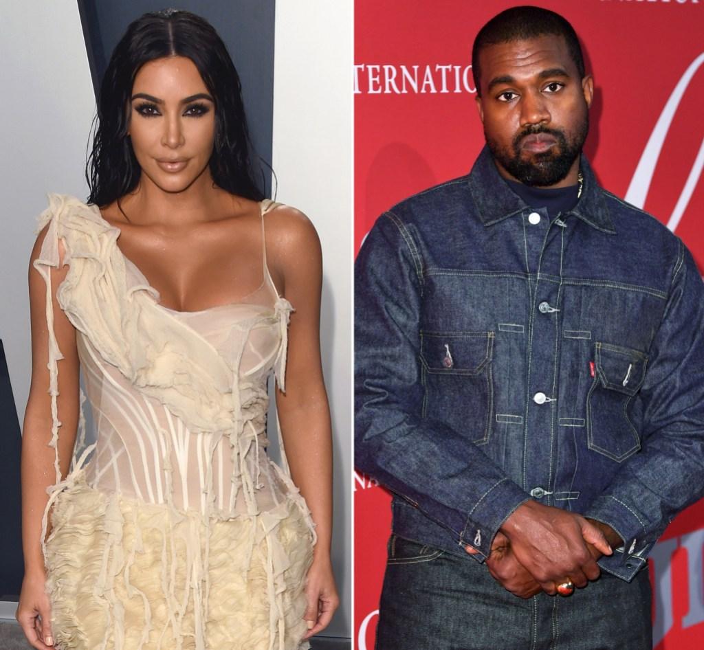 Kim Kardashian Tearfully Reunites With Kanye West After Divorce Apology