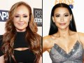 Leah Remini Shares Fond Memories With Naya Rivera Amid Disappearance