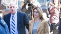 Lori Loughlin Leaving Court