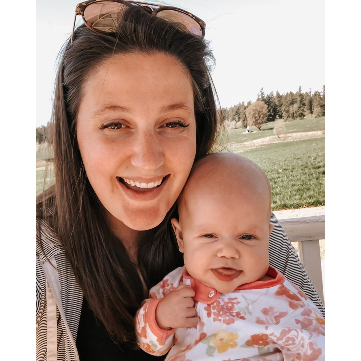 Tori Roloff and Daughter Lilah Ray