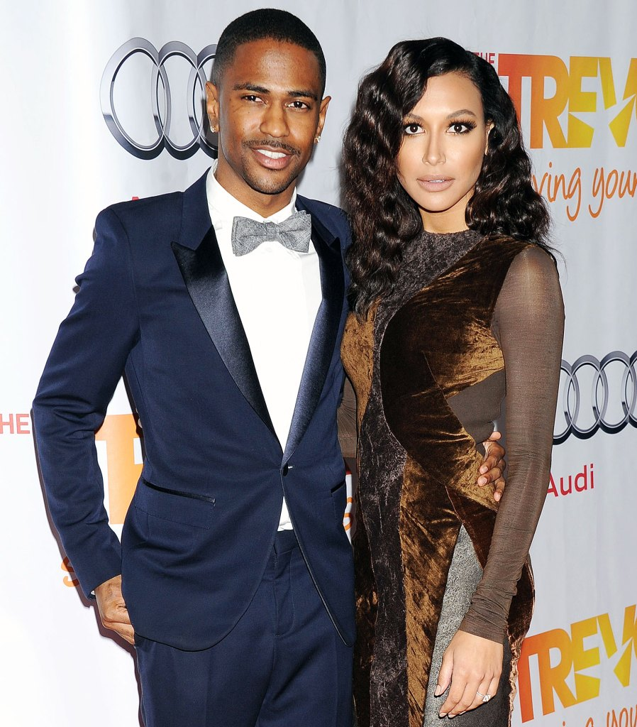 Naya Rivera and Big Sean at 2013 Trevor Project Live Naya Rivera Ex-Fiance Big Sean Urges Police to Continue Search