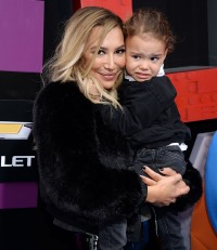Naya Rivera and Son Josey