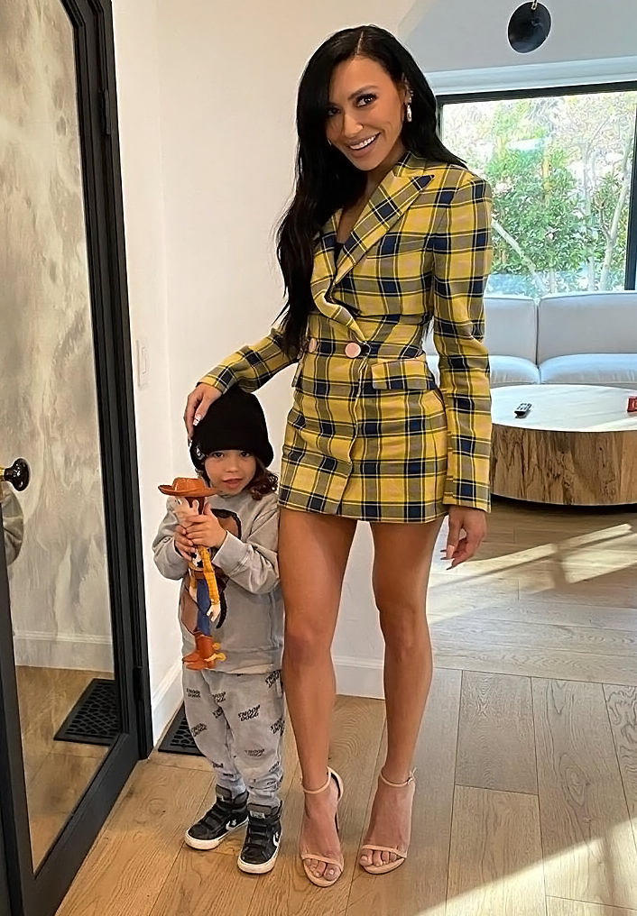 Naya Rivera Son Good Health After His Mother Disappearance