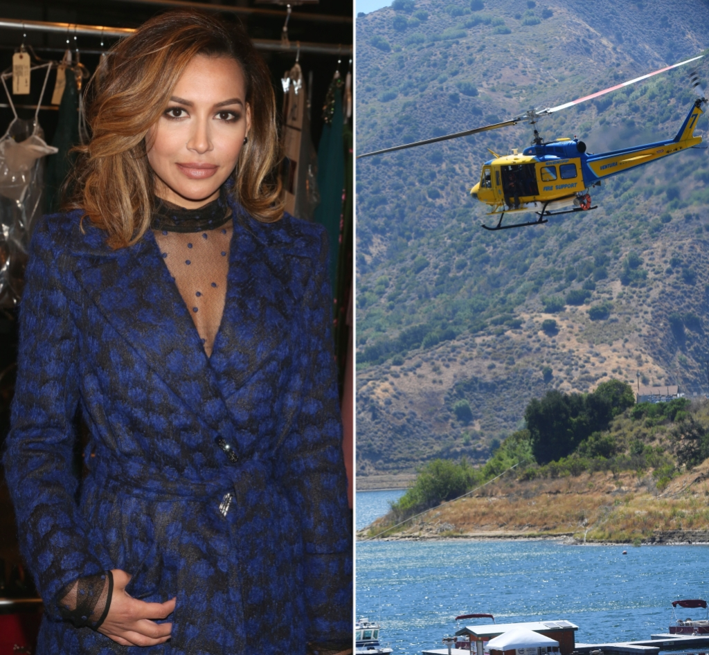 Naya Rivera's Death Sparks Petition for Warning Signs Around Lake Piru
