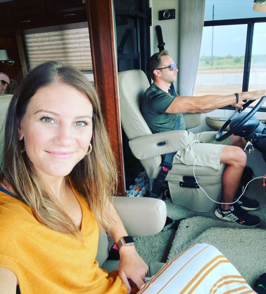 OutDaughtered Stars Danielle and Adam Busby Take Daughters on First RV Camping Trip